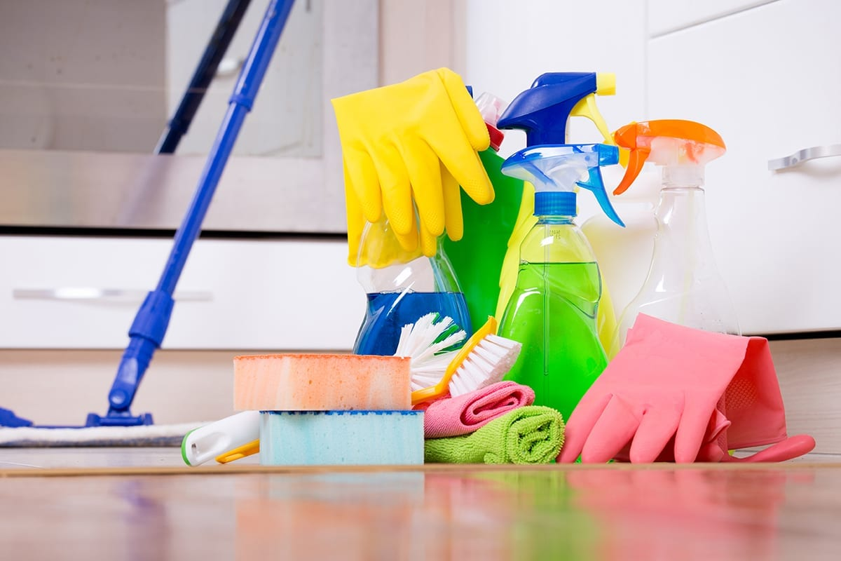 Apartment Cleaning Service - District 4 - Stellahome - 0907 881 877