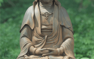 Quan Yin Statue as feng shui cure at your home