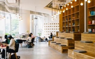 Co-working space – office in Industry 4.0 era