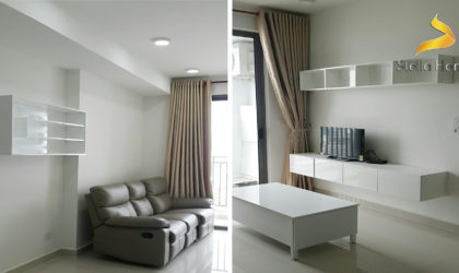 Apartment 2 bedrooms fully furnished at Tresor building for rent fully furnished