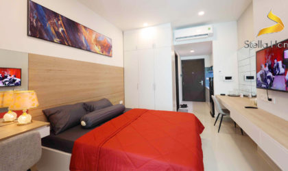 Lovely apartment for rent at The Tresor fully furnished