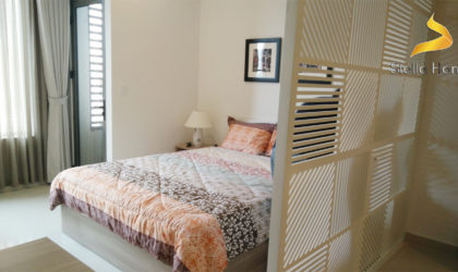 Nice studio apartment for rent in The Tresor building, District 4
