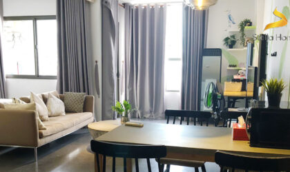 Hi-end apartment 1 bedroom for lease at Icon 56 free Gym and swimming pool