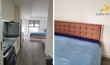 Nice studio for rent at Saigon Royal fully furnished