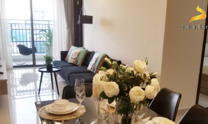 Apartment 4 bedrooms at The Tresor for rent – 1600USD