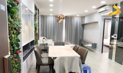 Luxurious apartment 3 bedrooms at High-class building close to center D1 for rent (Good rental fee)