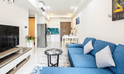 Great deal for clients at Saigon Royal – 2bedrooms 60sqm nice decoration
